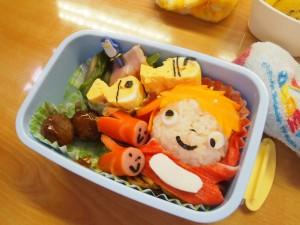 お誕生会・手作りお弁当の日