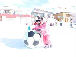 ソチオリンピックに負けないぞ!雪上運動会 2014