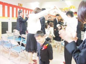 ご卒園おめでとうございます!!