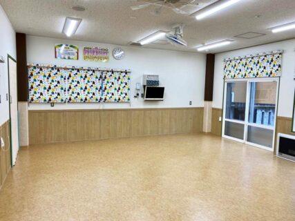 【0・1歳児保育室】リフォームしました!